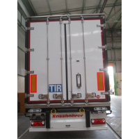 Полуприцеп изотермический фургон Kassbohrer SRI