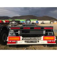Полуприцепы контейнеровозы Кессборер SHF S 20