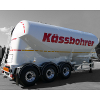 Полуприцеп цементовоз Кессборер SSL 35 (насос)